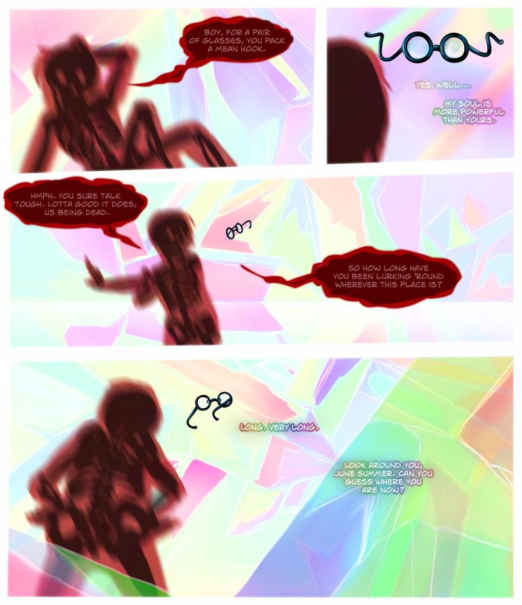 Somewhere Inside the Rainbow